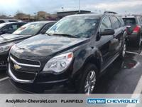 Chevrolet Equinox  Clean CARFAX. CARFAX One-Owner.