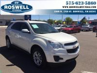 2014 Chevrolet Equinox. All the right ingredients! Flex