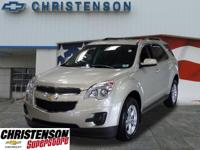 2014+Chevrolet+Equinox+LT+In+Champagne+Silver+Metallic+