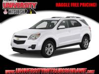 **HAGGLE FEE PRICING** 2014 Chevrolet Equinox LT with