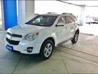 BEAUTIFUL 2014 CHEV EQUINOX SUV....COLOR IS SUMMIT