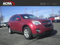Used 2014 Chevrolet Equinox, stk # 17218, key features