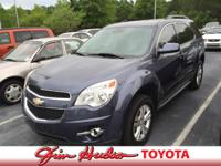 Options:  2014 Chevrolet Equinox We Recently Got In.