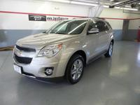 2014 Chevrolet Equinox LTZ, 17,927 on the Odometer and