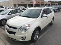 This 2014 Chevrolet Equinox LTZ is proudly offered by