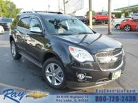 ** 2014 CHEVROLET EQUINOX LTZ ** GM CERTIFIED ** 1