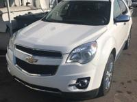 This 2014 Equinox is for Chevrolet lovers looking far