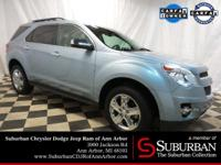 2014 Chevrolet Equinox LTZ with ** LEATHER ** BACK UP
