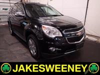 Our multi-talented One Owner 2014 Chevrolet Equinox LTZ