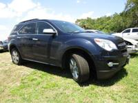Come see this 2014 Chevrolet Equinox LTZ. Its Automatic