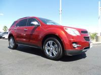 Check out this 2014 Chevrolet Equinox LTZ. Its