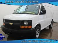 Load your family into the 2014 Chevrolet Express 1500!