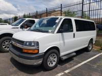 New Price! Clean CARFAX. Passenger Express 1500 LT