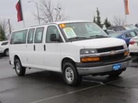 CARFAX 1-Owner, ONLY 36,552 Miles! Express Cargo Van