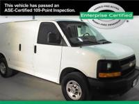 2014 Chevrolet Express Cargo Van RWD 2500 135 Our