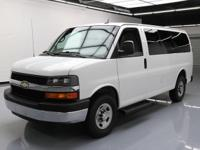 This awesome 2014 Chevrolet Express comes loaded with