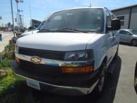 """VERY CLEAN!! THIS 8 PASSENGER FULL SIZE VAN COMES"