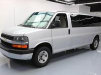 2014 Chevrolet Express with 6.0L V8 Engine,15-Passenger