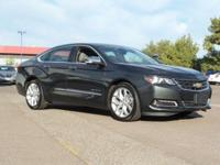 Well Maintained. Impala LTZ 1LZ, GM Certified, and 4D