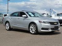 Well Maintained. GM Certified, 4D Sedan, 3.6L V6, and