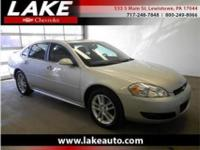 GM Certified One Owner Sunroof / Moonroof Leather and