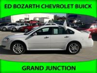 2014 Chevrolet Impala Limited LTZ. Gas V6 3.6 L/217.