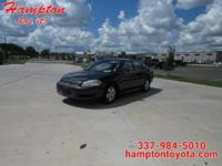 This 2014 Chevrolet Impala Limited (fleet-only) LS is