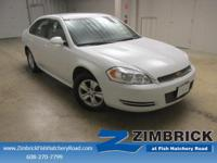 Options:  2014 Chevrolet Impala 4Dr Sdn Ls|4-Wheel
