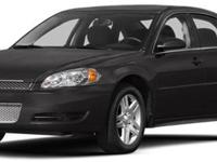 2014 Chevrolet Impala Limited LT For