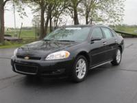 Very Clean 2014 Chevy Impala LTZ, Fully loaded with