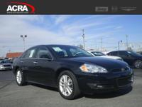 This 2014 Chevrolet Impala Limited LTZ, Stock # 141751
