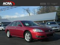 This 2014 Chevrolet Impala Limited LTZ, Stock # 1525