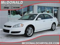 Options:  2014 Chevrolet Impala Ltz|Miles: 63230Color: