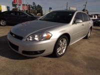 Options:  2014 Chevrolet Impala Limited Sedan Ltz