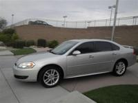 Here is a low mileage 2014 Chevy Impala Limited LTZ