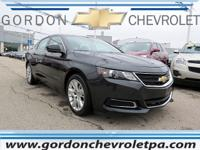 Ready to roll! Move quickly! Here at Gordon Chevrolet -