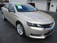 Options:  2014 Chevrolet Impala 4D Sedan Ls|Gold|Air