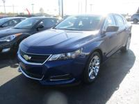 Options:  2014 Chevrolet Impala Ls W/1Ls|From The