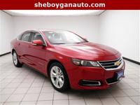 Crystal Red Tintcoat 2014 Chevrolet Impala LT ** ONE