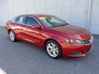 2014 Chevrolet Impala LT CARFAX One-Owner. **ONE