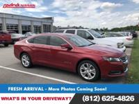CARFAX One-Owner. Clean CARFAX. Crystal Red Tintcoat