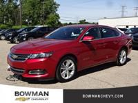 2014 IMPALA LT with Low Miles and One