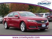2014 Chevrolet Impala LT FWD in Crystal Red Tint.