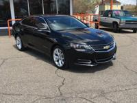 Impala LT 1LT, 6-Speed Automatic Electronic with