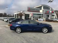 LT trim. EPA 31 MPG Hwy/21 MPG City! CARFAX 1-Owner,