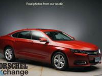 Red 2014 Chevrolet Impala LTCARFAX One-Owner.At