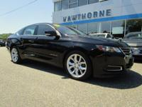 CARFAX One-Owner. Clean CARFAX. Black 2014 Chevrolet