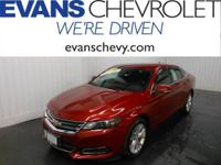 GM Certified! 2LT Package! Six Cylinder Engine! Remote