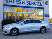 Options:  2014 Chevrolet Impala Visit Adado Auto Sales