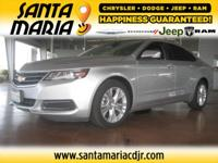 Options:  2014 Chevrolet Impala Lt W/2Lt|One Owner;